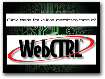 Click here for a live demonstration of WebCTRL®